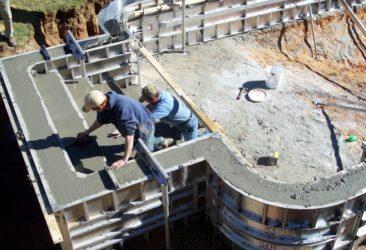 Как залить стену из бетона своими руками?