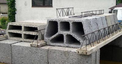 керамзитобетон в межэтажных перекрытиях