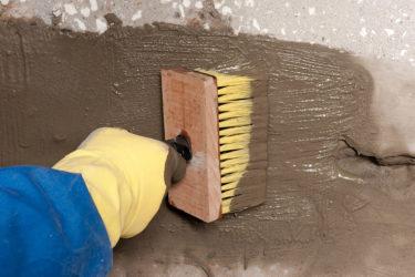 обработать бетон