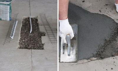 Рассыпается бетон активные компоненты бетонных смесей