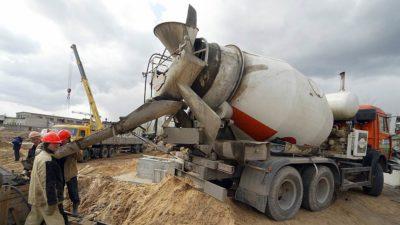 Бетон сливают рубцовск заказать бетон