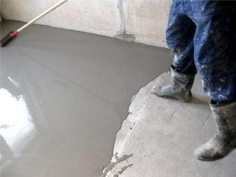 Сбивание бетона цементный раствор с применением жидкого стекла