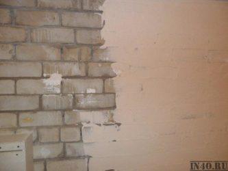 можно ли штукатурить силикатный кирпич цементным раствором