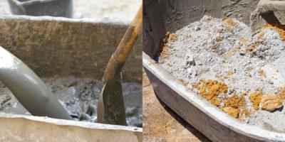 чем растворить бетон