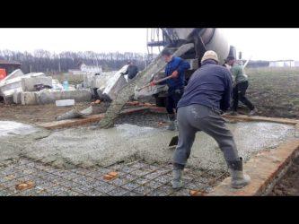 Мешал бетон ооо орловский бетон