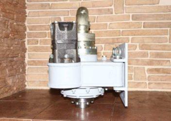 Гидроредуктор для буровой