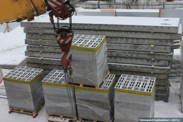 Плиты перекрытия из керамзитобетона своими легкие заполнители для строительных растворов