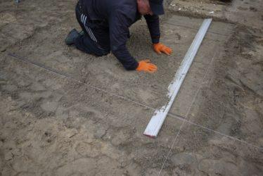 Залить землю бетоном купить бетон смесь
