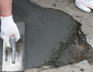 Как убрать бетон цемент это бетон