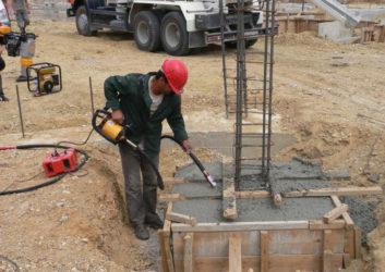 Зачем вибрировать бетон керамзитобетон м 600