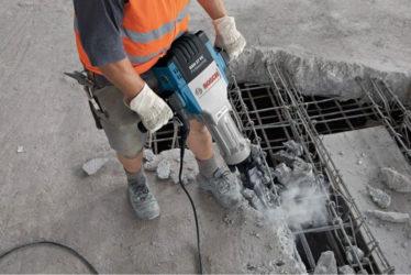 Как ломать бетон без бетона
