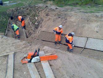 Укрепление кюветов бетоном мончегорск бетон