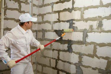 Можно ли штукатурить силикатный кирпич цементным раствором инструменты для бетонной смеси