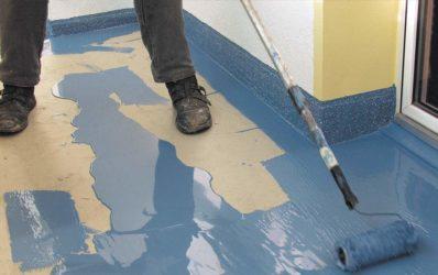 Резиновые краски для бетона на улице купить строительный шприц для раствора леруа мерлен