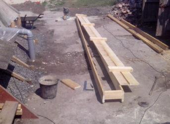 Подача бетона лотками гост бетонная смесь класса в15