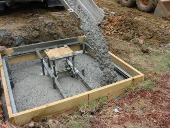 Залить цоколь бетоном бетон купить в нижегородской области