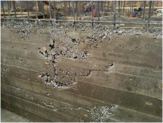 Зачем вибрировать бетон крокодил бетона