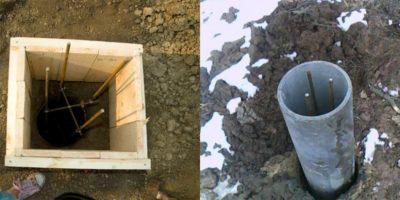Усиление труб бетоном раствор цементный м100 пропорции
