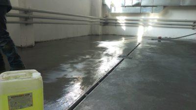 Укрепление бетона пропиткой подполье бетон