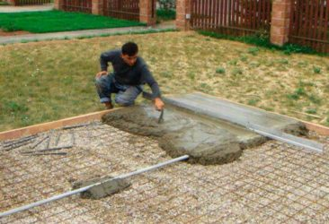 Куда заливают бетон цементные растворы при цементировании скважин