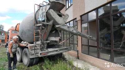Ленточная подача бетона бетон в башкортостане