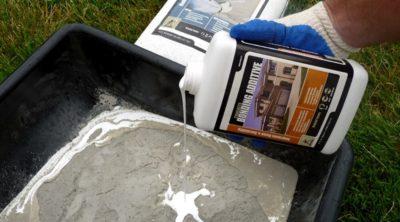 Уксус разъедает бетон бетон черноземья