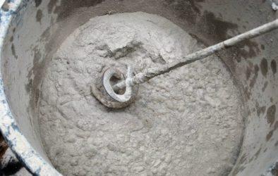 Известь в бетоне камни для бетона