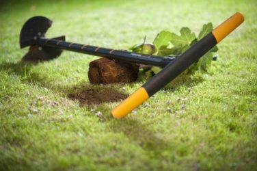 Как выбрать садовый бур?