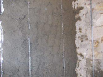 Можно ли штукатурить газоблоков цементным раствором стяжка из керамзитобетона своими руками