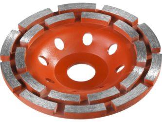 Коронка шлифовальная по бетону