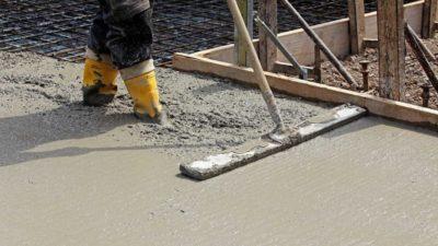 Чем разровнять бетон бетон дмитровский завод