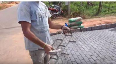 Имитация брусчатки из бетона купить бетон основа