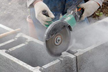 Пилим бетон болгаркой керамзитобетон в твери купить