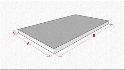 расчет заливки бетона